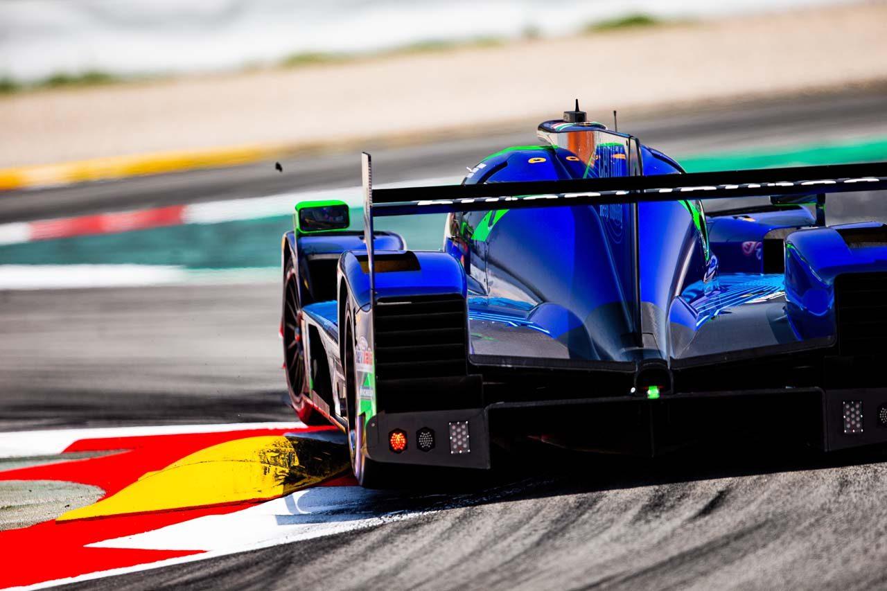 #47 CETILAR VILLIRBA CORSE / ITA / Dallara P217 – Gibson –  FIA WEC Season 8 Prologue – Circuit de Catalunya – Barcelona – Spain –
