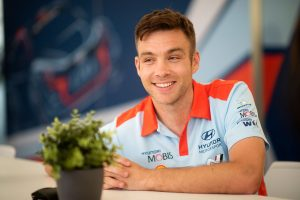 ラリー/WRC | WRC:ラリー・フィンランド直前テストでクラッシュしたパッドン、2019年内の復帰参戦に自信
