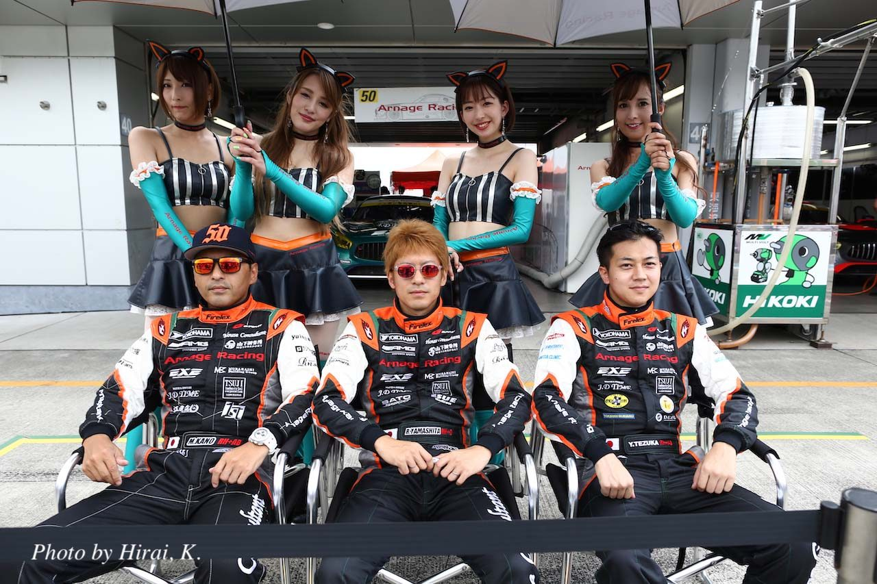 Arnage Racing 2019スーパーGT第5戦富士 レースレポート