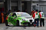 TCRジャパンシリーズに2台が参戦するアルファロメオ・ジュリエッタTCR