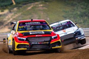 ラリー/WRC | タイタンRX第3戦:ラリークロス初挑戦のコロネル。「すでに熱狂的ファンになり始めている」