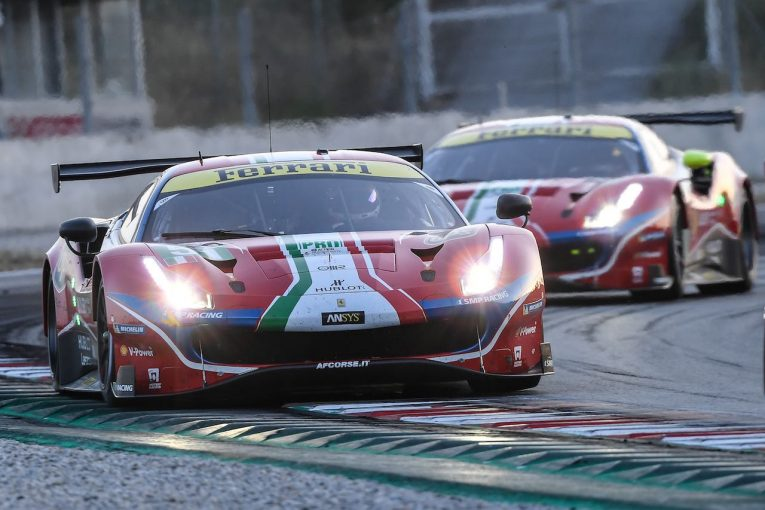 ル・マン/WEC | WEC:フェラーリ、GTE新型モデル投入を否定。「まだ進化の余地はある」