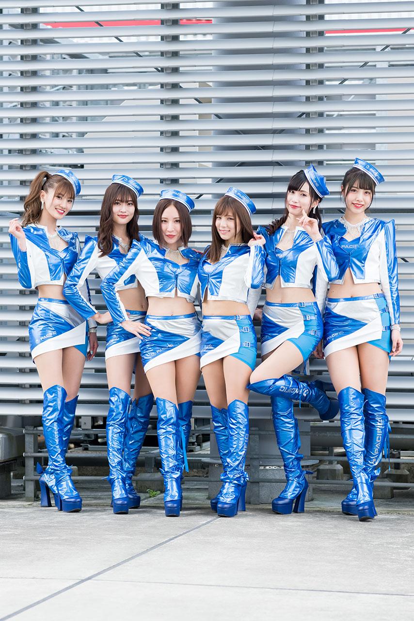 今年のコスチュームNo.1は? 10チームによる日本レースクイーン大賞2019コスチューム部門ファイナルステージがスタート