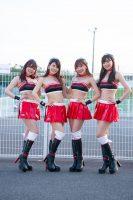 レースクイーン | 今年のコスチュームNo.1は? 10チームによる日本レースクイーン大賞2019コスチューム部門ファイナルステージがスタート