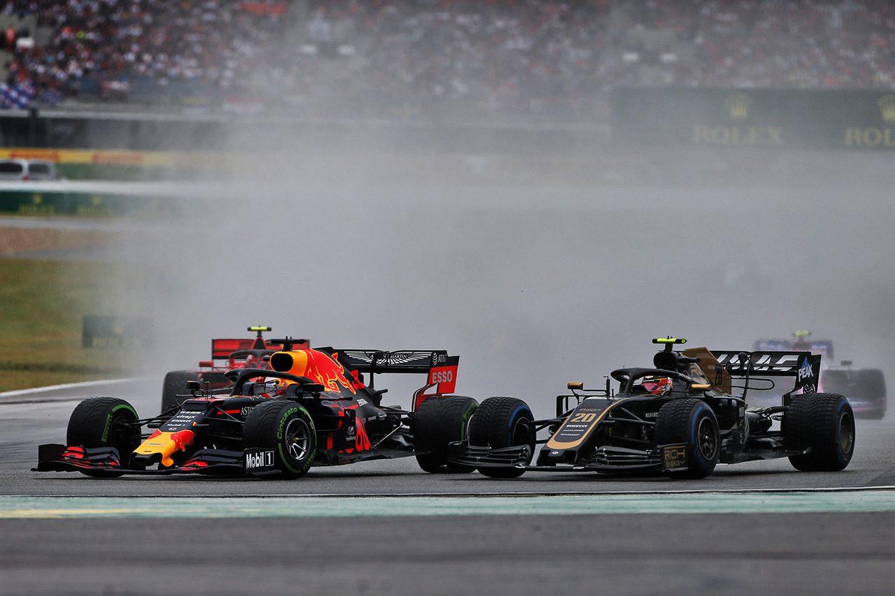 2019年F1第11戦ドイツGP ケビン・マグヌッセン(ハース)