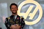2019年F1第12戦ハンガリーGP ロマン・グロージャン(ハース)