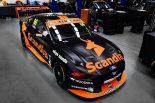 海外レース他 | 豪州SC:ブラック&オレンジの鮮烈カラー。6台目のフォード・マスタングがワイルドカード参戦