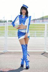 レースクイーン | くるす蘭(pacific fairies)