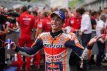 MotoGP   MotoGP:0.213秒差で決着したオーストリア。明暗分けたマルケスとドヴィツィオーゾのタイヤ選択