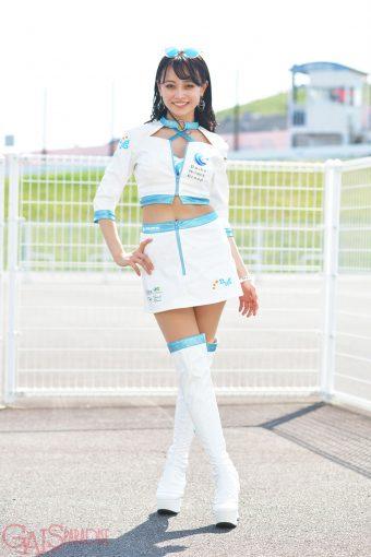 レースクイーン   姫山愛菜(T-DASH JLOC エンジェル)