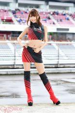 レースクイーン   松田蘭(YOKOHAMA promotional models)
