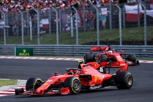 F1 | ルクレール、タイヤマネジメントではベッテルに劣ると認める「ドライビングスタイルを見直さなければならない」