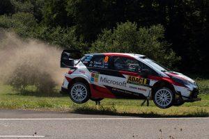 ラリー/WRC | 2018年のラリー・ドイチェランドを制したオット・タナク