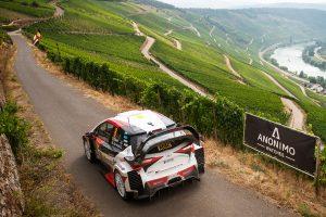 ラリー/WRC | 2018年に行われたラリー・ドイチェランドの様子
