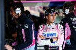 F1 | ペレス、F1レース中の給油復活案を歓迎せず。「トップチームとの差がさらに開くことになる」