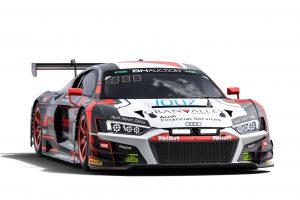 スーパーGT | アウディ、鈴鹿10時間に挑む3台のR8 LMSのカラーリングを発表。RSモデルの25周年を祝う