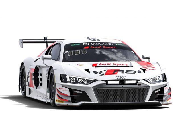 アウディスポーツ・チーム・アブソリュート・レーシングのR8 LMS