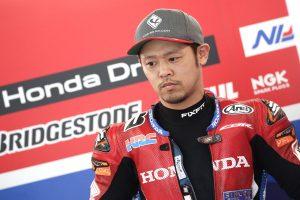 MotoGP | ホンダ高橋巧、手負いの状態も「普通には乗れている」/全日本ロード第5戦もてぎ予選会見