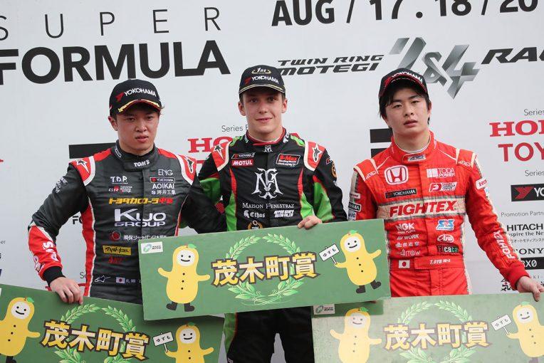国内レース他 | 全日本F3選手権第16戦もてぎ:フェネストラズが今季7勝目でタイトル獲得目前に