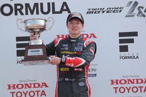 国内レース他 | 全日本F3選手権第17戦もてぎ:宮田がフルマークで6勝目、タイトル決定を阻止