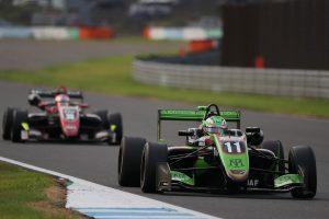 国内レース他 | 全日本F3選手権第18戦もてぎ:ポール・トゥ・ウインでフェネストラズが8勝目。全日本F3最後のチャンピオンに輝く