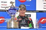 2019年シーズンの全日本F3選手権を振り返るサッシャ・フェネストラズ(B-Max Racing with motopark F3)