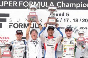 スーパーフォーミュラ | トヨタ 2019スーパーフォーミュラ第5戦もてぎ レースレポート