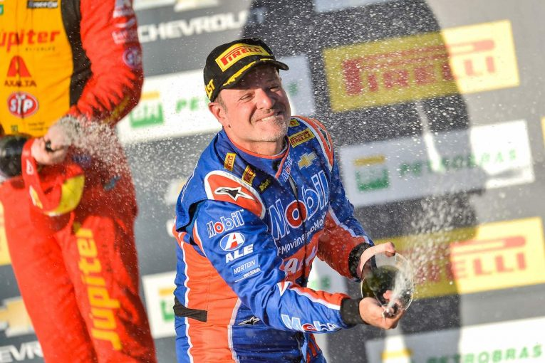 海外レース他 | 元F1ドライバーのルーベンス・バリチェロ、2012年以来のフォーミュラレース参戦へ