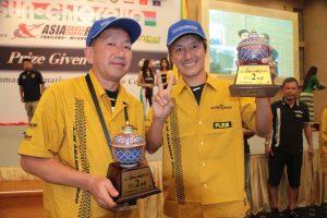 ラリー/WRC | 川畑真人(右)と深野昌之(左)