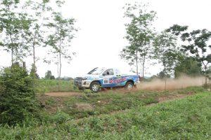 ラリー/WRC | 101号車いすゞD-MAX