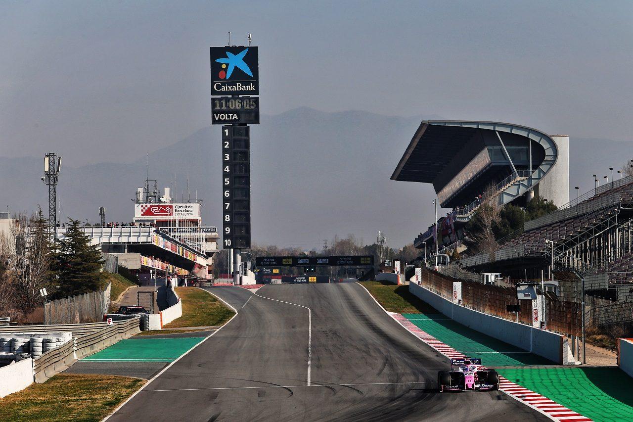2019年F1プレシーズンテスト(スペイン・バルセロナ)