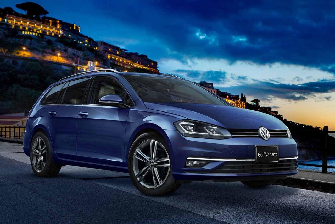 フォルクスワーゲン、ゴルフファミリーにTDIエンジン搭載モデルを追加し10月より発売