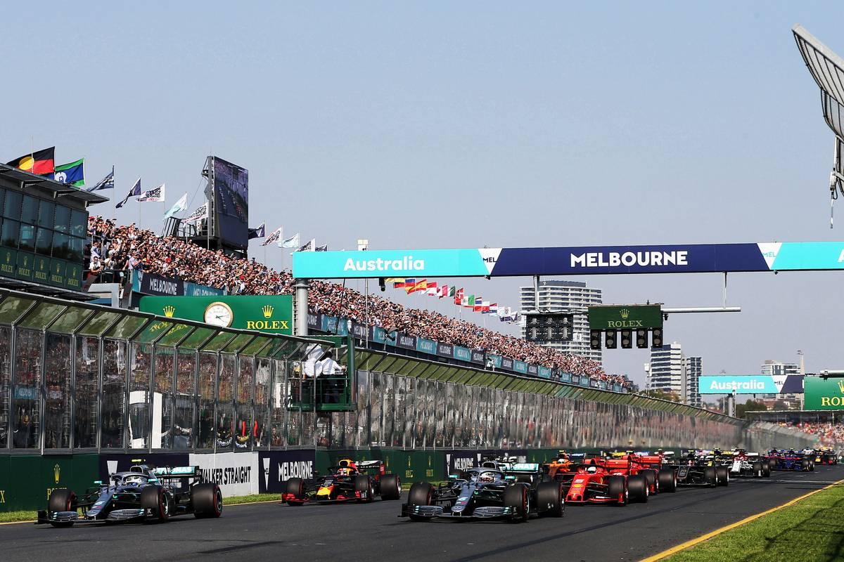 開幕戦オーストラリアGP
