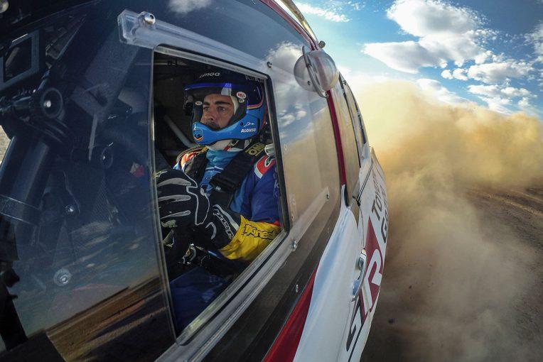 ラリー/WRC | フェルナンド・アロンソとトヨタ、2020年ダカールラリー参戦へ始動。9月にラリーレイド初参戦