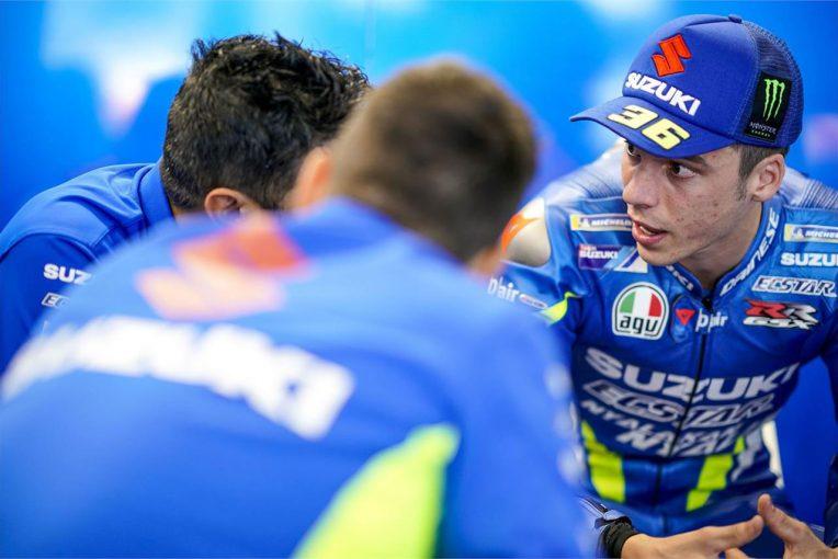MotoGP | MotoGP:スズキ、肺を挫傷したミルのイギリスGP欠場を発表