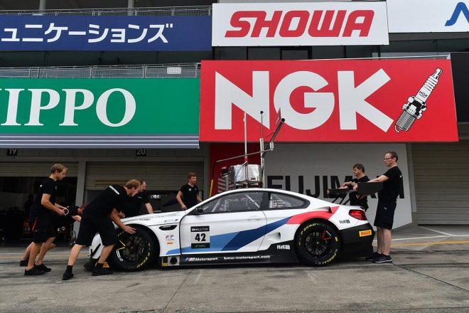 BMWチーム・シュニッツァーのBMW M6 GT3