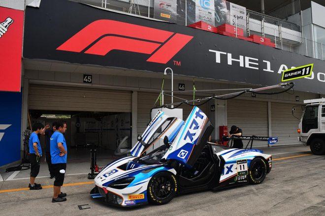 PLANEX SMACAM RACINGのマクラーレン720S GT3