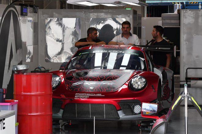 アブソリュート・レーシングの912号車ポルシェ911 GT3 R