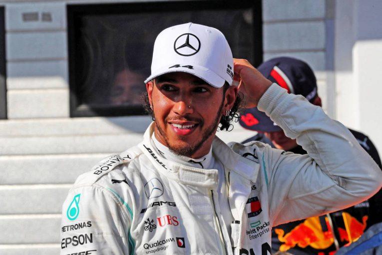 F1 | 卓越した才能をもつフェルスタッペンとルクレールの挑戦を歓迎するハミルトン。「彼らはますます強力になっている」