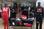 F1 | レアなニュル用レーシングスーツも展示。あべのハルカスで『PUMA MOTORSPORT CAMPAIGN』がスタート