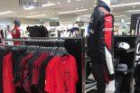 レアなニュル用レーシングスーツも展示。あべのハルカスで『PUMA MOTORSPORT CAMPAIGN』がスタート