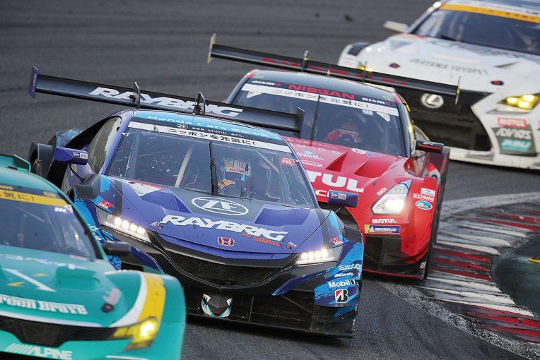 スーパーGT | スーパーGT:決勝で急浮上したRAYBRIG NSX-GT。「1番に恥じない戦い方ができた」と山本尚貴