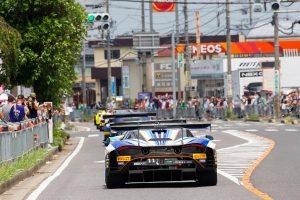 スーパーGT | 【動画】『鈴鹿モータースポーツフェスティバル』レーシングカーパレード アーカイブ映像