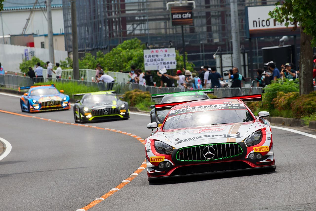 公道をGT3カーが走った! 『鈴鹿モータースポーツフェスティバル』パレードは成功裏に終わる