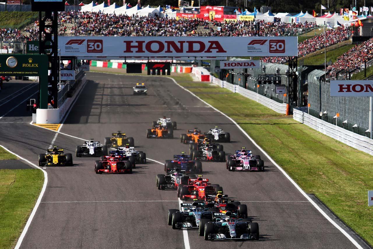 JAFが2020年国際スポーツカレンダーを公開。F1日本GPは10月8~11日