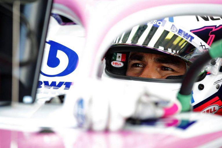 F1 | ペレス、2019年シーズン前半戦は『6~7点』と自己評価。大量ポイントを逃したF1ドイツGPのミスを悔やむ