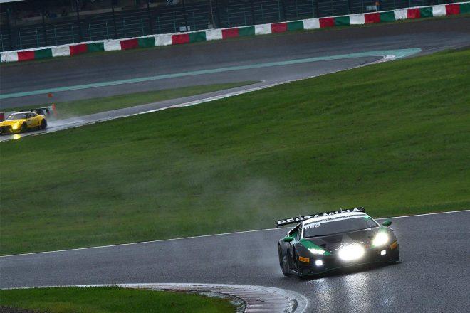 JLOCの88号車ランボルギーニ・ウラカンGT3