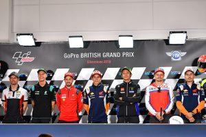 MotoGP | イギリスGPでロレンソ復帰。各ライダーの気がかりは天候と新路面/MotoGP第12戦事前コメント