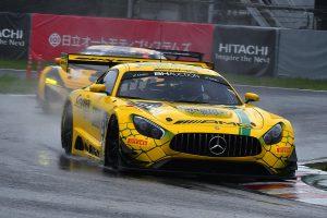 スーパーGT | 鈴鹿10時間:フリープラクティス1も999号車メルセデスAMGがトップタイムに