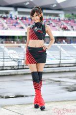 レースクイーン   近藤みき(YOKOHAMA promotional models)